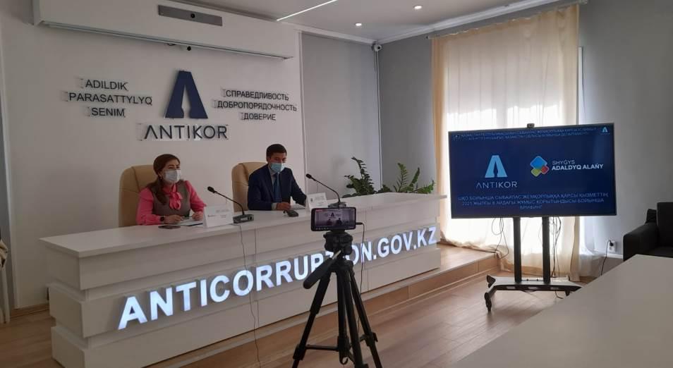 В ВКО с начала года зарегистрировано 72 коррупционных преступления