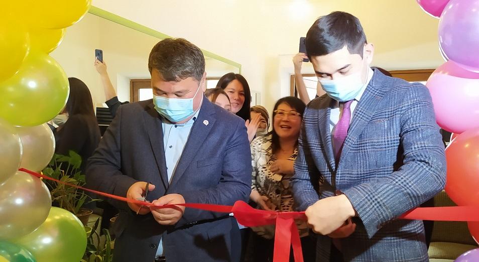 В Шымкенте открылся ресурсный центр для начинающих предпринимательниц Is Qoldau