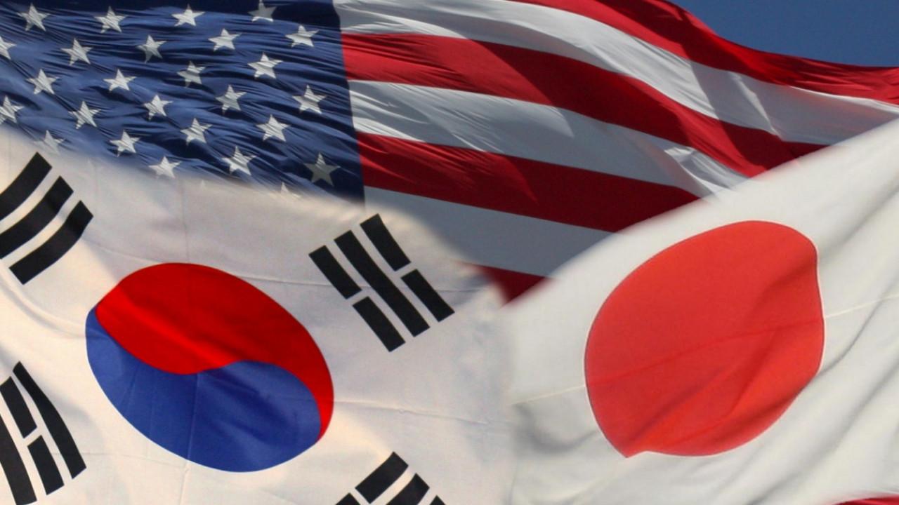 Госсекретарь США, главы МИД Японии и Южной Кореи могут провести встречу в апреле