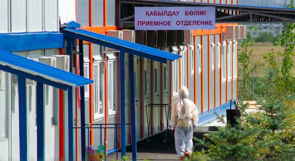 Инфекционные стационары в Алматы будут сокращать