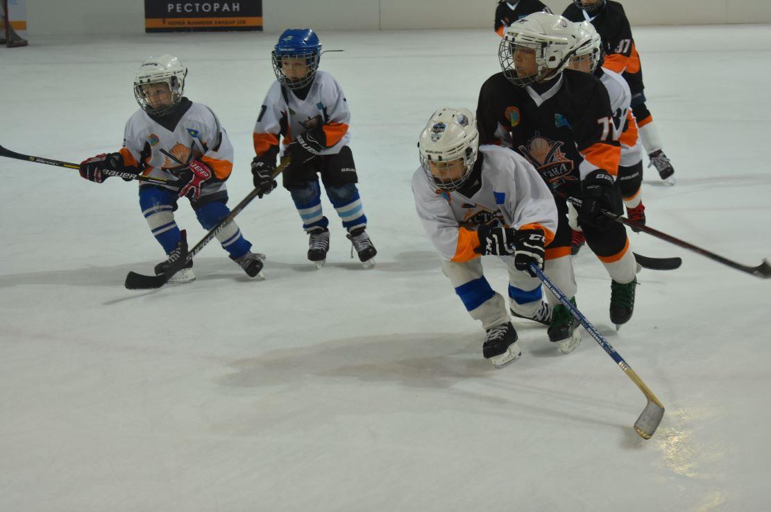 В Нур-Султане проведут детский турнир по хоккею, посвященный 8 Марта