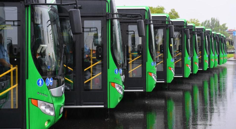 Обеспечены ли дизельным топливом автобусные парки Алматы и Караганды?
