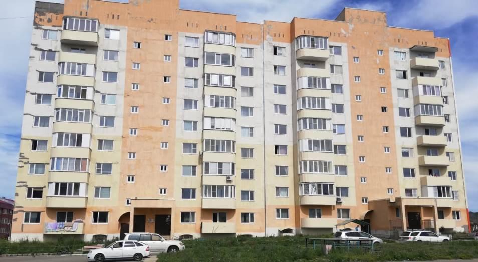 Новые дома в ВКО: протекают крыша, стены