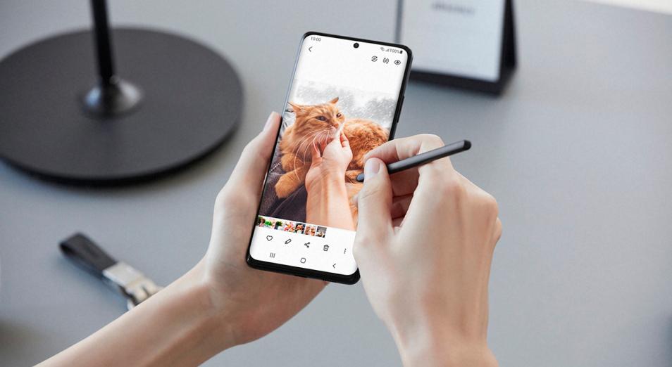 Спрос на смартфоны серии Galaxy S21 в Казахстане превзошел ожидания