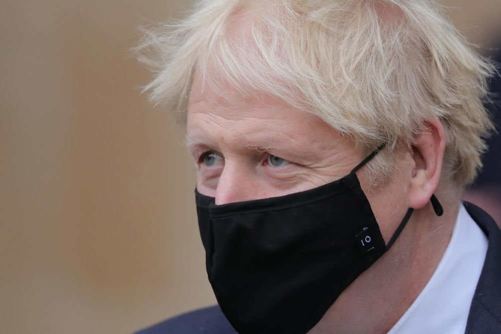Борис Джонсон объявил о локдауне в Лондоне