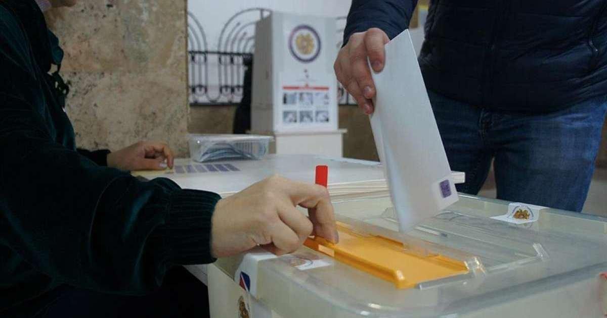 Полиция Армении сообщила о 21 нарушении на парламентских выборах