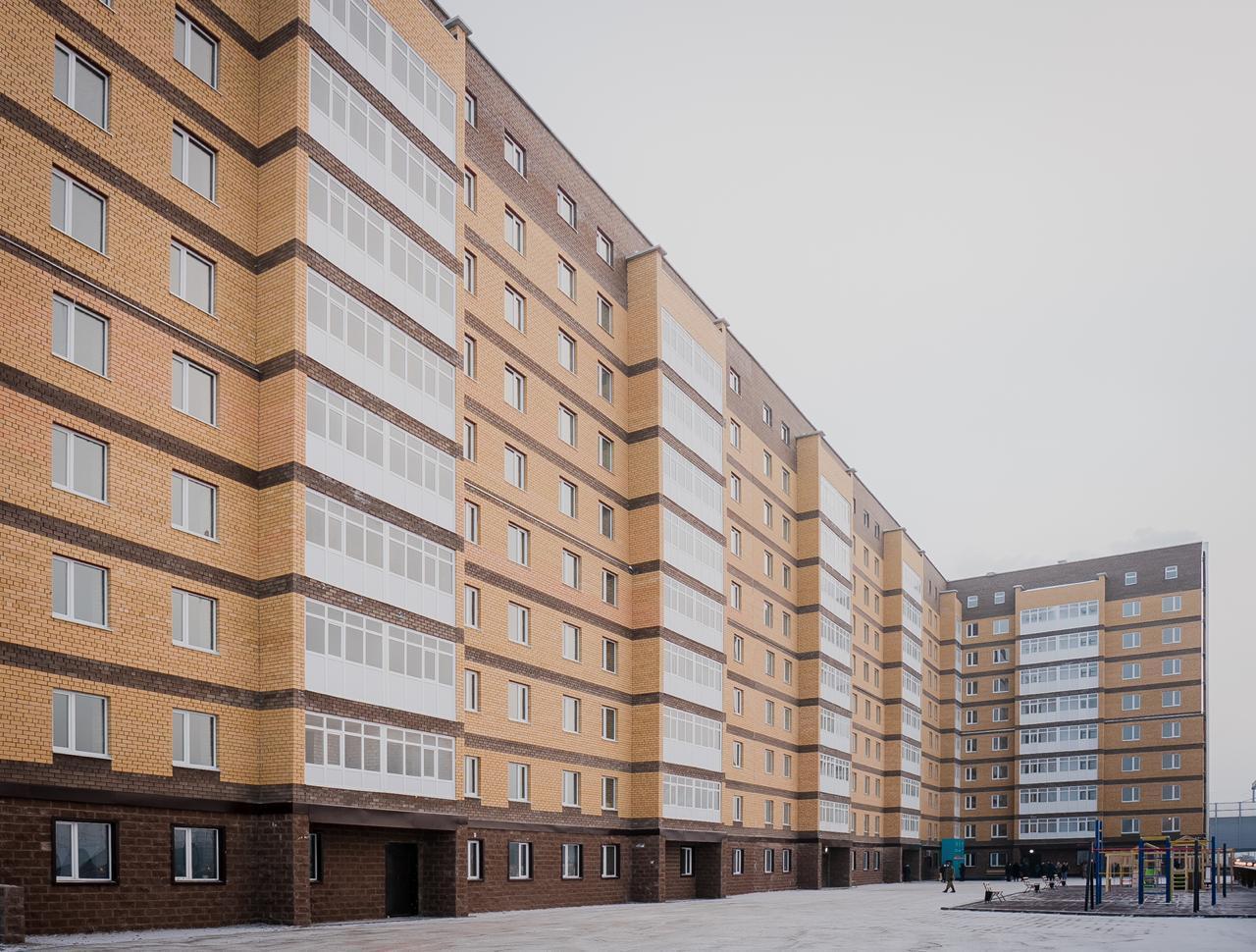 Елордада 2021 жылы 3 млн шаршы метрден астам тұрғын үй салу жоспарлануда
