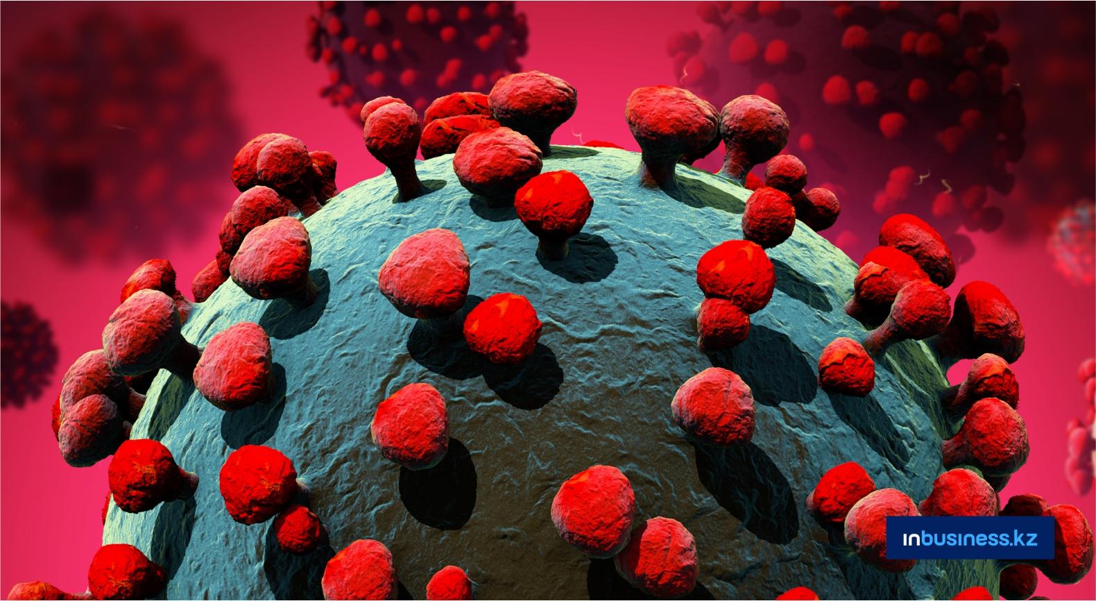 """В РК в """"красной"""" зоне по темпам распространения коронавируса остается один регион"""