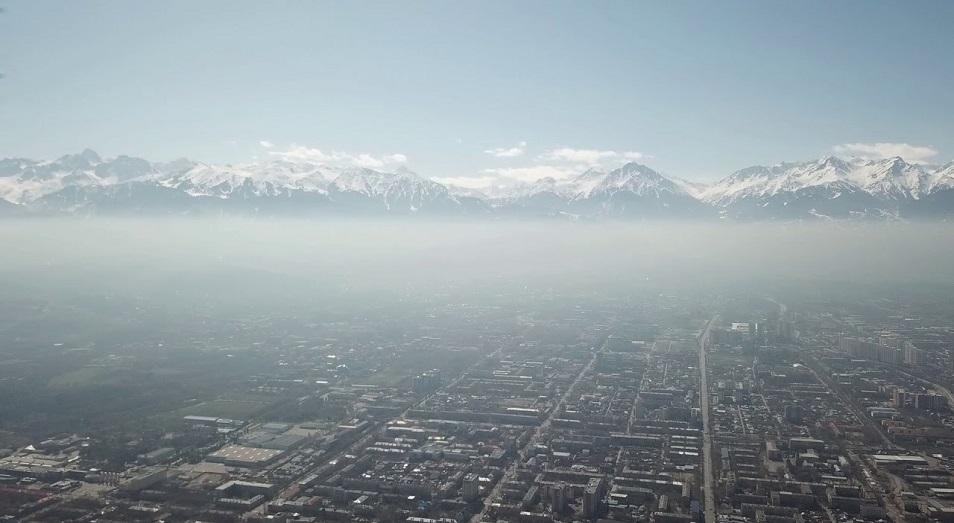 Дайте чистый воздух: власть Алматы не может справиться со смогом