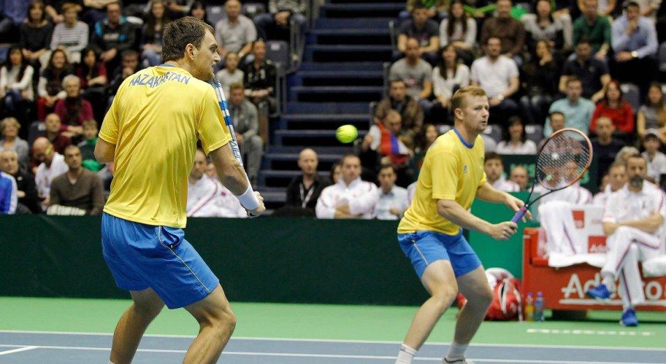 Голубев и Недовесов дошли до полуфинала «Челленджера» в Сплите