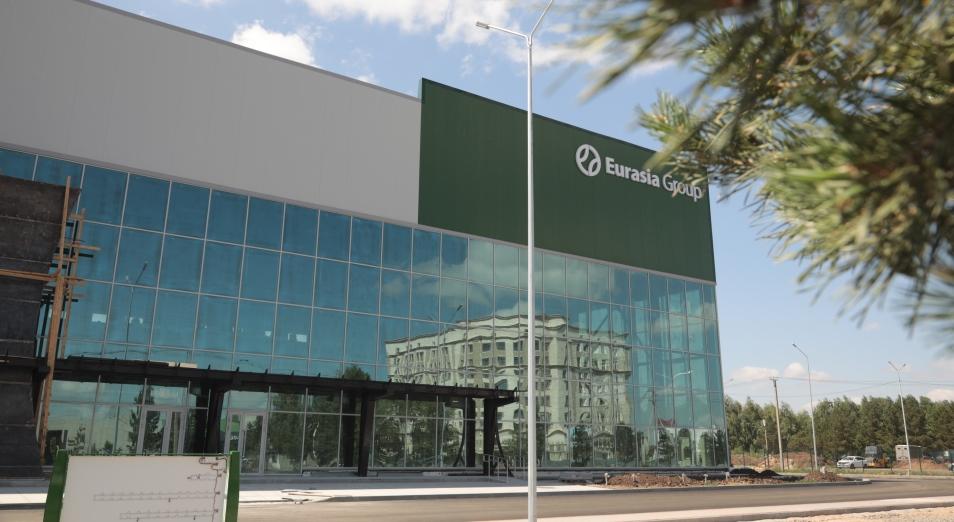 Завершается строительство самого крупного в СНГ сервисного центра по обслуживанию сельскохозяйственной техники в Кокшетау