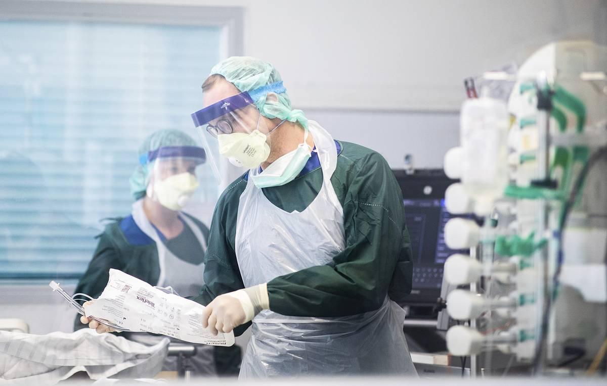 Коронавирус в РК: выздоровевших за сутки в 1,5 раза меньше, чем заболевших