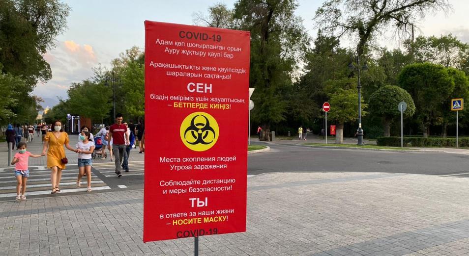 КВИ в Казахстане на 2 июня: Нур-Султан лидирует по количеству новых заболевших
