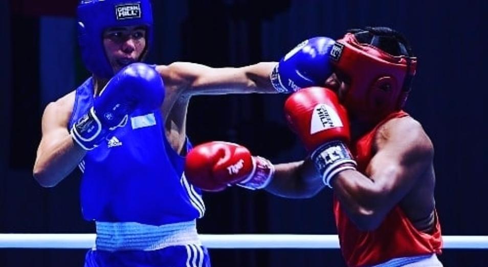 Казахстан выиграл общий зачет МЧА по боксу