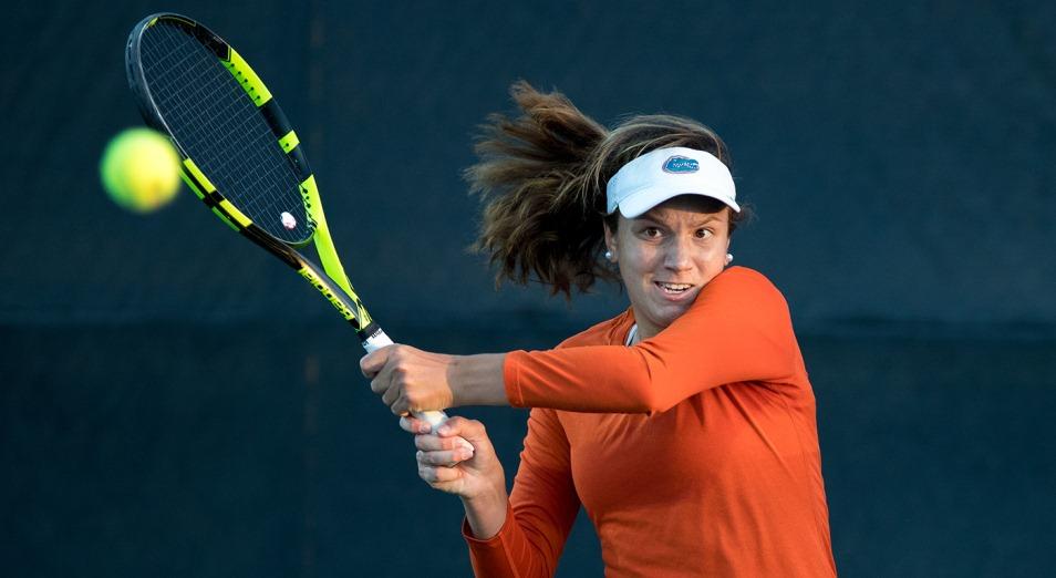 Данилина округлила число своих титулов в серии ITF