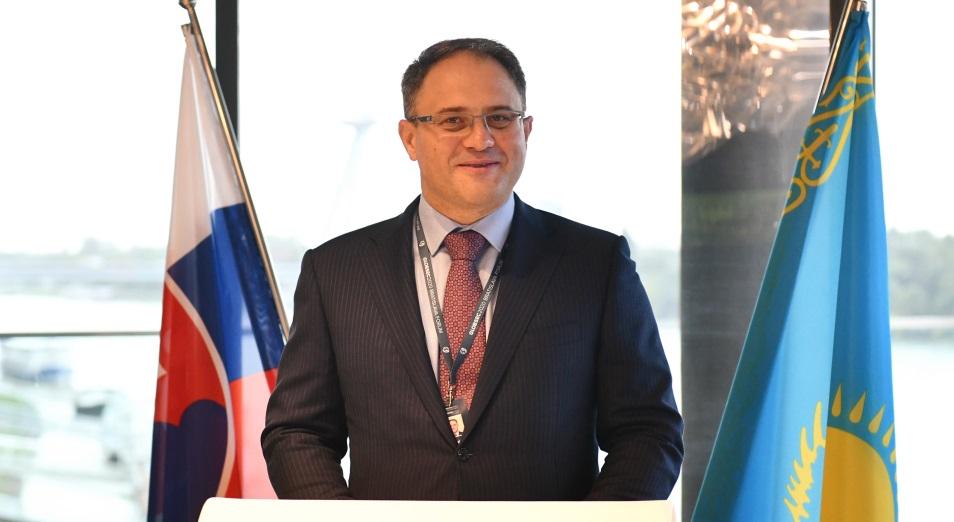 Посол: «Казахстан и Словакия сохранили и расширили сотрудничество вопреки пандемии»