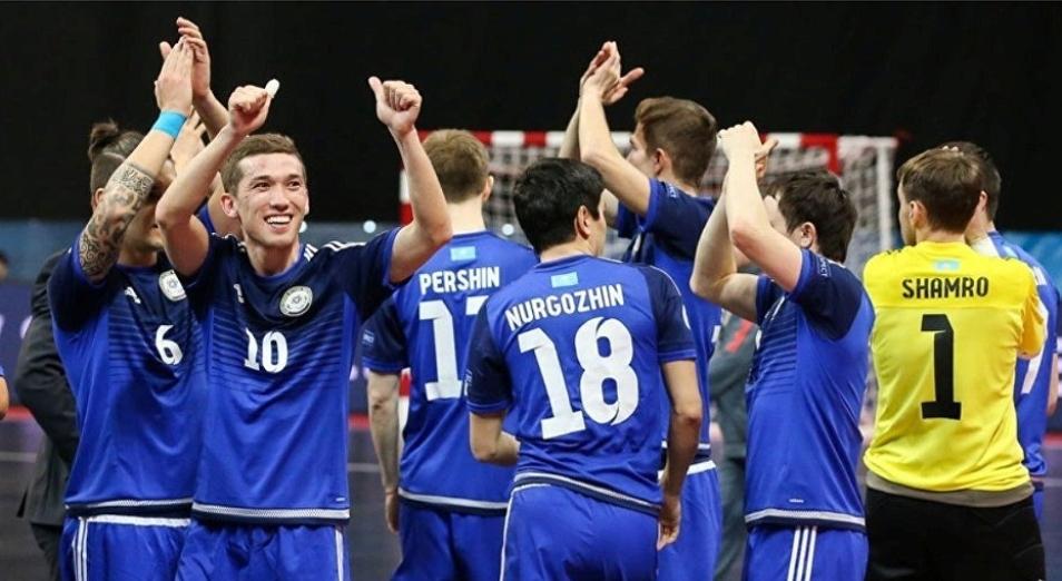ЧМ-2021 по футзалу: Казахстан попал в «группу жизни»