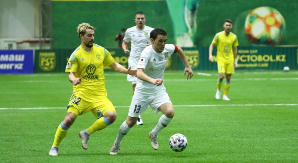 КПЛ: «Астана» не пустила «Тобол» на первое место