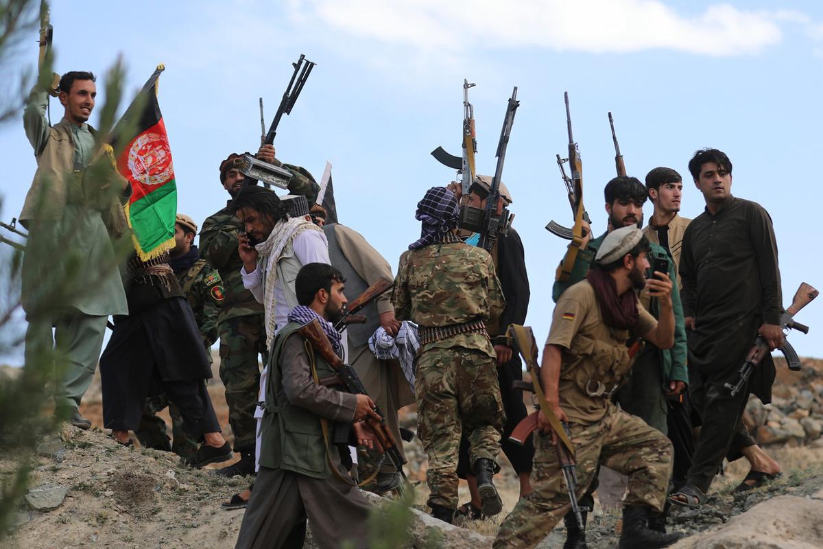 Талибы за день захватили контроль над 13 районами Афганистана