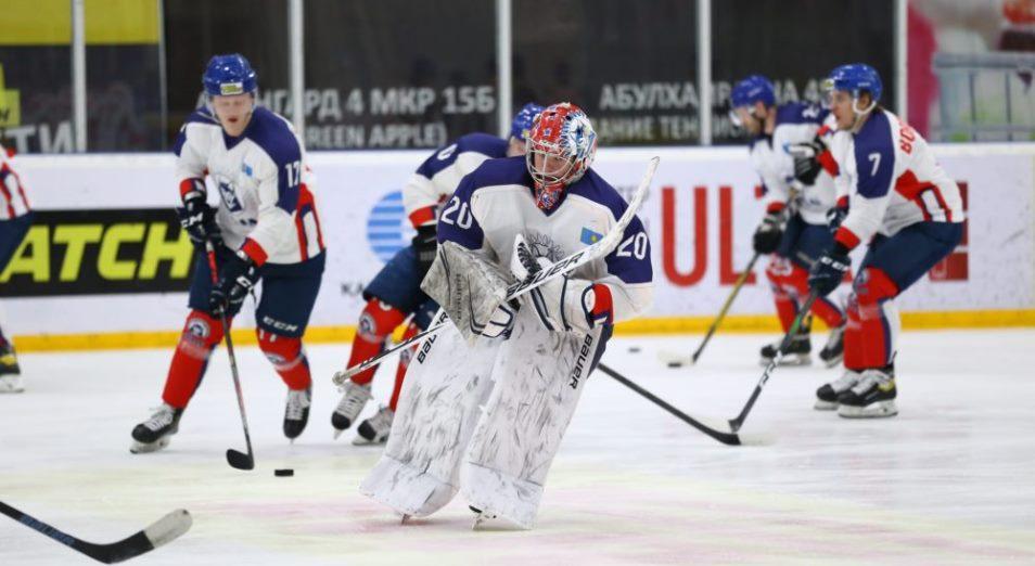 Полуфинал чемпионата Казахстана начался с сенсации в Усть-Каменогорске