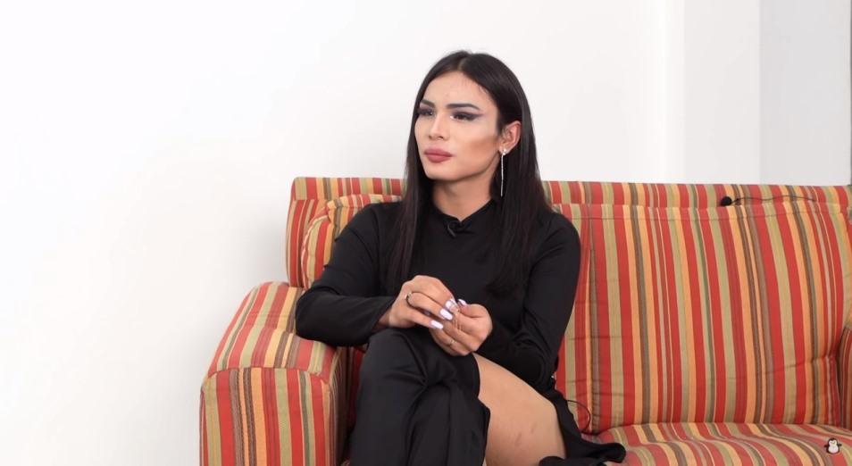 Я живу за счет ухажеров – казахский трансвестит Айя