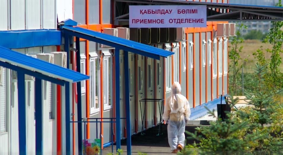 Эпидситуация в Казахстане движется по оптимистическому сценарию
