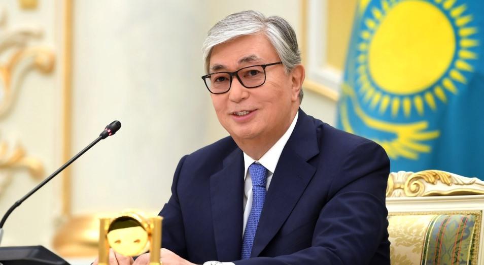 Касым-Жомарт Токаев поблагодарил казахстанцев