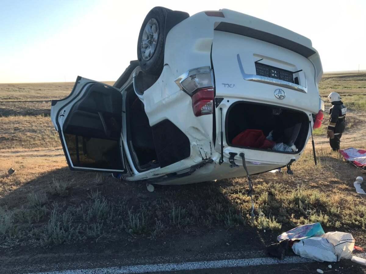 Две смерти на дороге