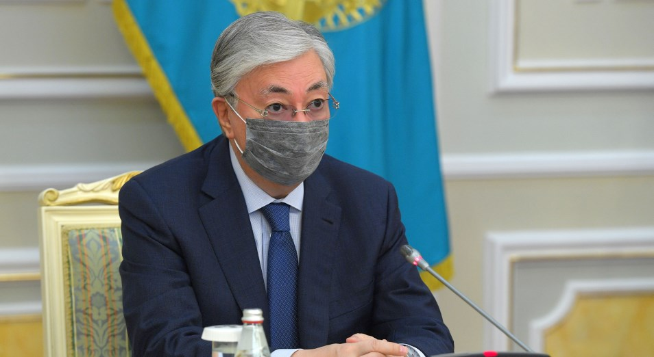 Токаев рассказал, почему уволил Алика Шпекбаева
