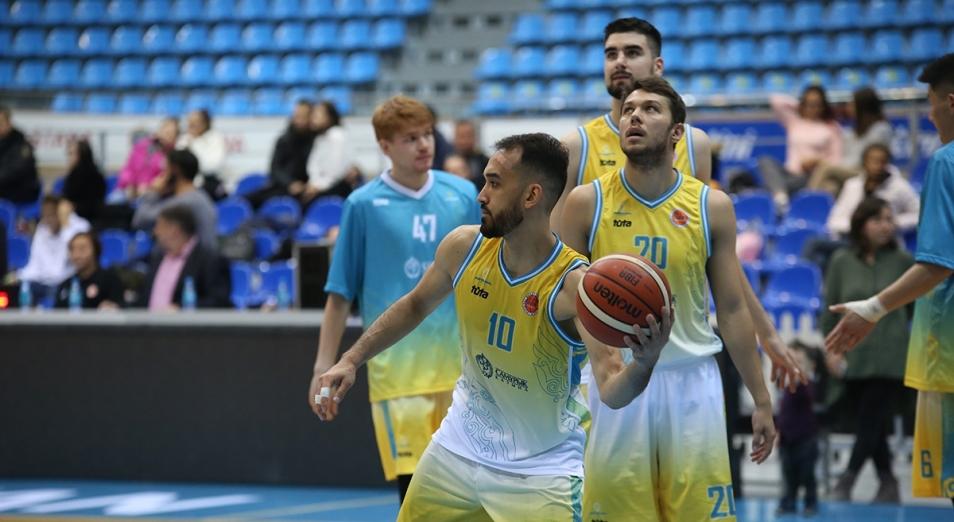 «Астана» вышла в финал баскетбольного Кубка Раймундо Саргуно