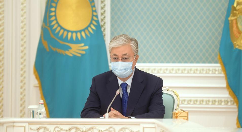 Год с начала пандемии. Касым-Жомарт Токаев сделал заявление