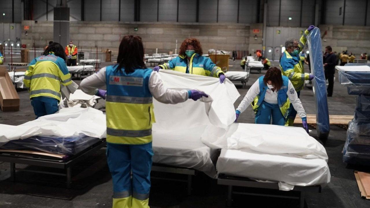Новый антирекорд по числу умерших пациентов с COVID-19 зафиксирован в Латвии
