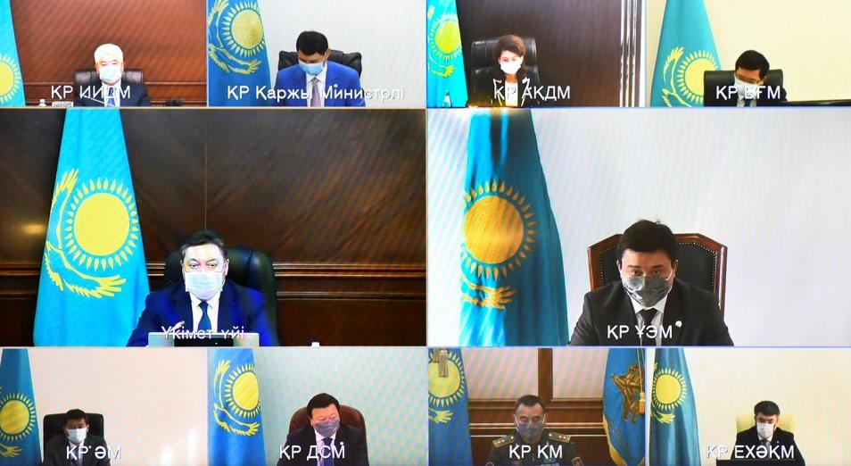 Правительство приняло Общенациональный план по реализации послания президента