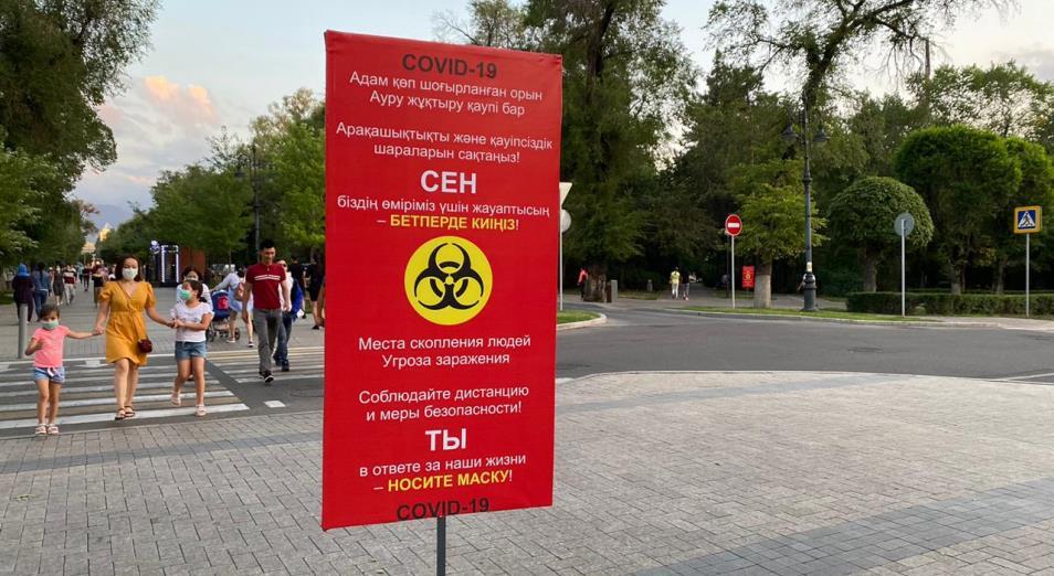 Коронавирус в Казахстане: Ashyq совершенствуют, пункты вакцинации открывают в мечетях и церквях