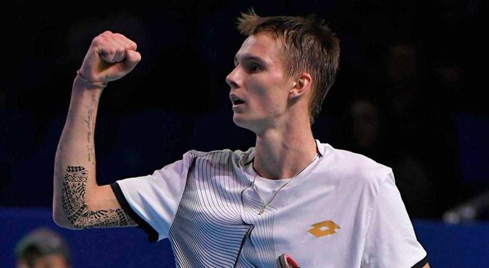 Бублик и Голубев вышли во второй раунд парного разряда Australian Open