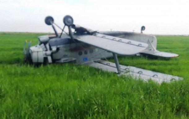 В Казахстане создана комиссия для расследования падения самолета Ан-2
