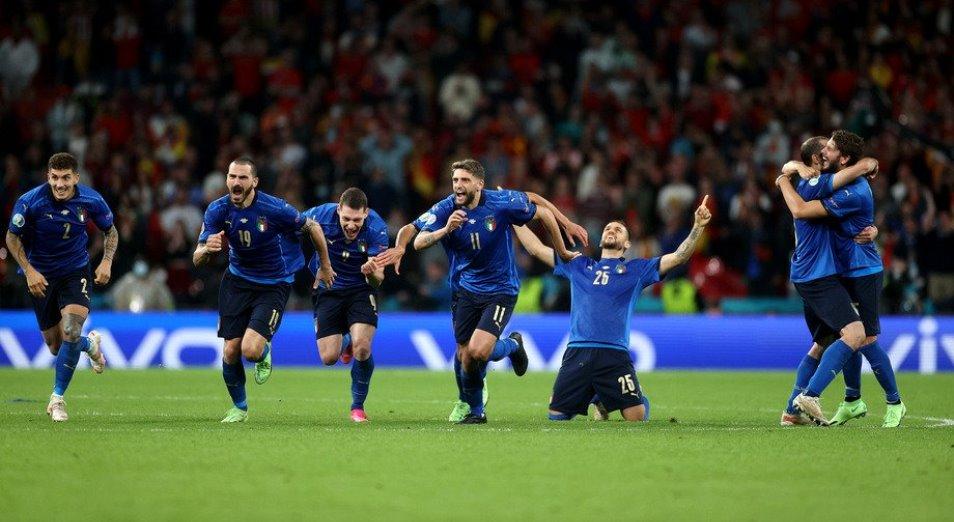 Италия выиграла досрочный финал