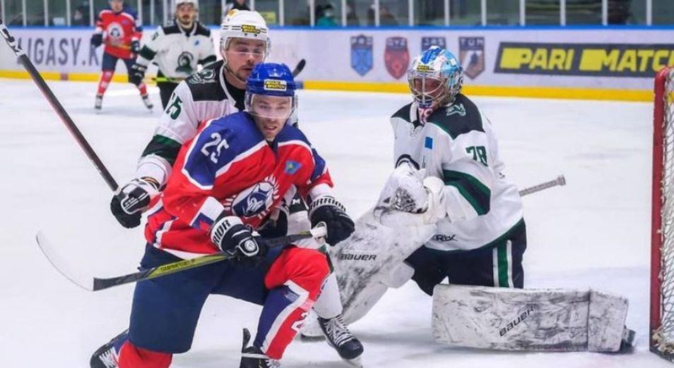 Чемпионат РК по хоккею: «Арлан» вышел вперед в серии с «Бейбарысом»