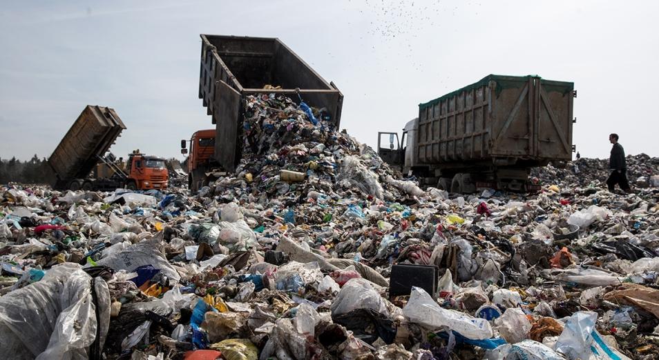 125 млн тонн мусора накопилось в Казахстане