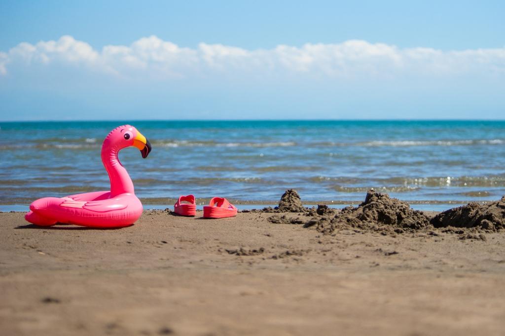 Новый пляж появился в Нур-Султане