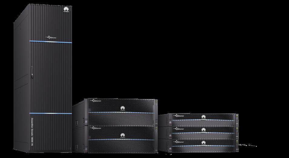 Huawei модернизирует рынок хранения данных нового поколения