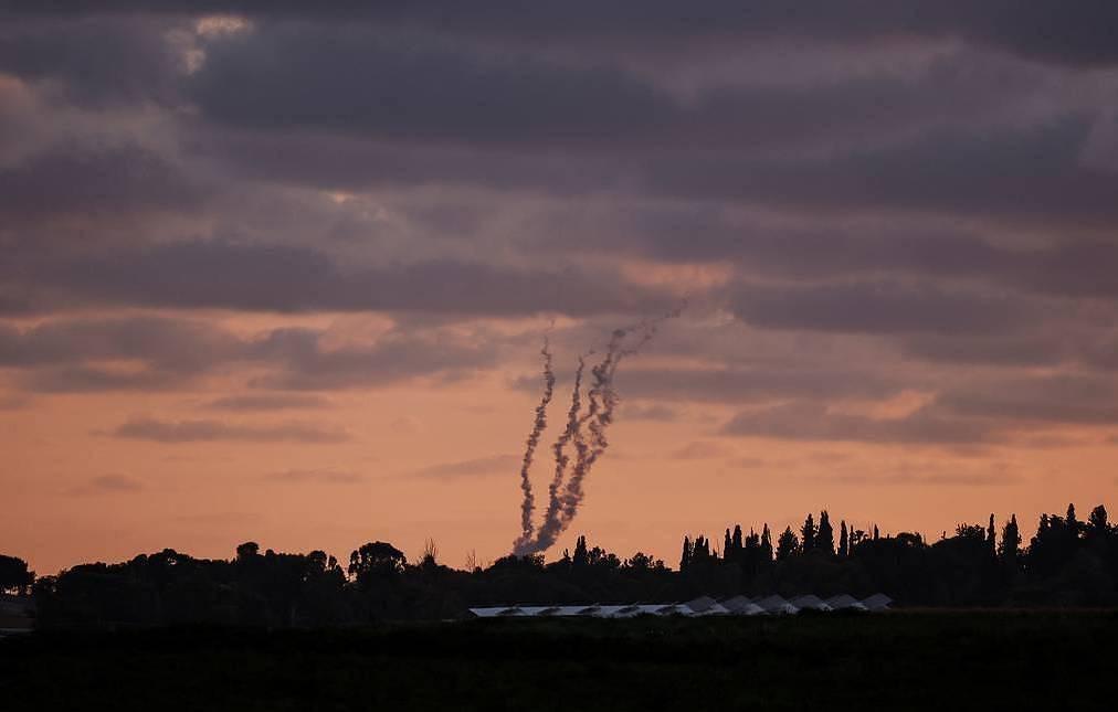Две ракеты выпущены по Израилю из Ливана