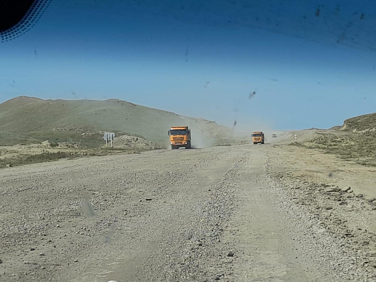 Реконструкция дороги «Калбатау-Майкапшагай»: четвертый год бездорожья