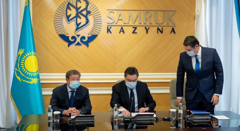 Ахметжан Есимов покинул пост председателя правления «Самрук-Казына»