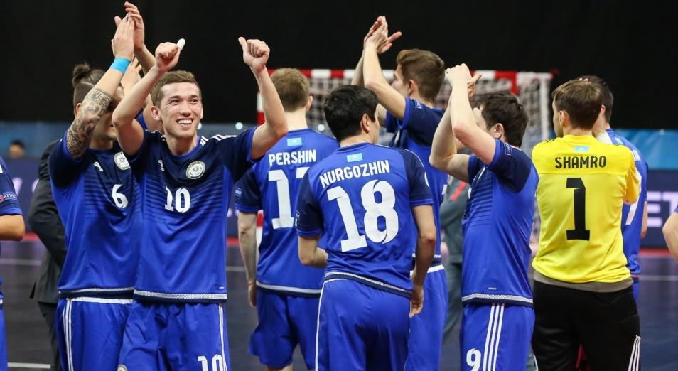 Евро-2022 по футзалу: Казахстан сыграет с Италией
