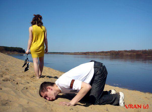МСБ не готов целовать песок, по которому УГД ходило