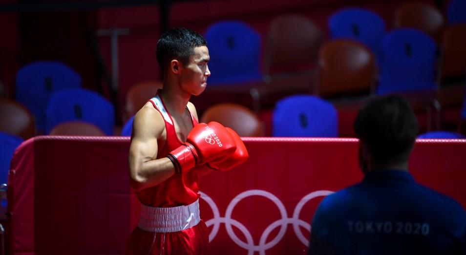 Казахстанские боксеры «забронзовели» в Токио