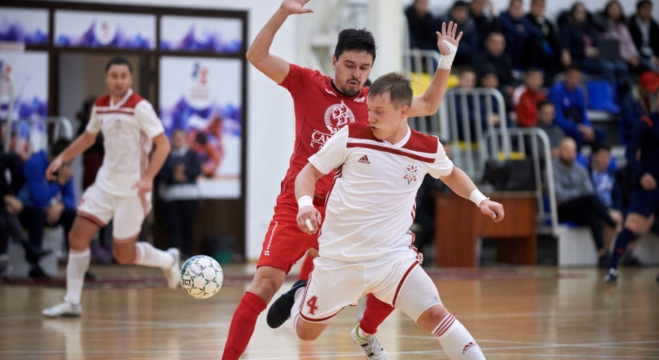 Чемпионат Казахстана по футзалу: «Кайрат» почти в финале
