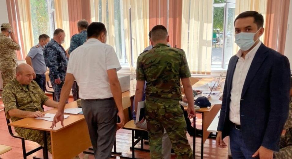 Взрывы близ Тараза: Региональная палата предпринимателей подсчитает ущерб бизнеса