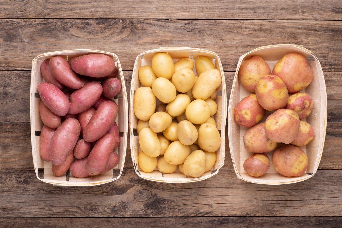 С начала года цена на картофель выросла на 47%